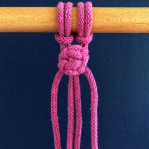węzeł perła