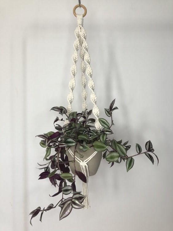 kwietnik ze sznurka1